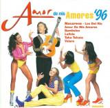 CD - Various – Amor De Mis Amores '96