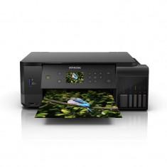 Multifunctionala inkjet color Epson L7160, CISS integrat, A4, Wi-Fi, duplex automat