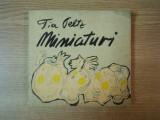 MINIATURI de TIA PELTZ , 1982