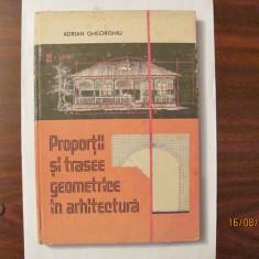 """GE - Adrian GHEORGHIU """"Proportii si Trasee Geometrice in Arhitectura"""""""