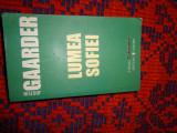 Lumea Sofiei - Josten Gaarder an 2006,509pagini