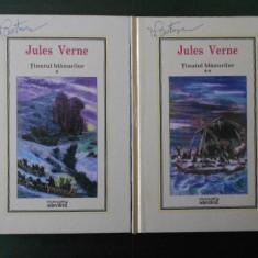 Jules Verne - Tinutul blanurilor * Adevarul, Nr. 24-25