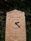 Ceas cu sunet de cuc cu pendula cu mecanism de majac antichizat