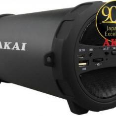 Boxa Portabila Akai ABTS-11B, Bluetooth (Negru)