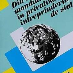 Din experienta mondiala in privatizarea intreprinderilor de stat