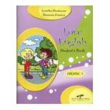 Students book, Love English. Grade 1 - Alice Mastacan