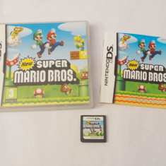 Joc consola Nintendo DS - New Super Mario Bros