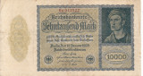 GERMANIA 10.000 marci 1922 VF!!!