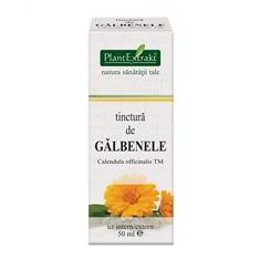 Tinctura Galbenele 50ml PlantExtrakt Cod: PLAX.00182