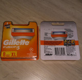 Gillette Fusion 5 (power ,set a 8 rezerve)