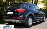 Kit- prelungiri protectii Bara Fata / Spate si Extensii Aripi Off Road compatibil cu AUDI Q5 8R (2008-2011)