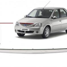 Ornament superior grila Dacia Logan 2004-2008 cromat 8464