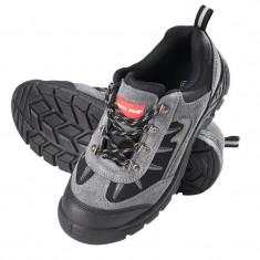 Pantofi piele intoarsa Lahti Pro, captuseala groasa, marimea 45