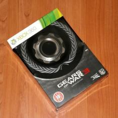 Joc Xbox 360 / Xbox One - Gears of War 3 Limited Edition , de colectie , sigilat