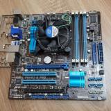 Placa De Baza ASUS P8H67-M PRO,4xDDR3,Socket 1155+Cooler,Suporta CPU Gen2-Gen3