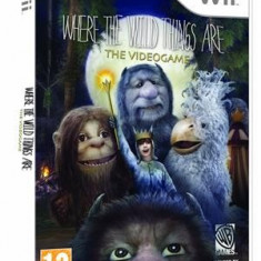 Where The Wild Things Are Nintendo Wii