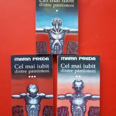 CEL MAI IUBIT DINTRE PAMANTENI × MARIN PREDA 3 volume