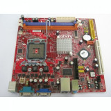 Kit PLaca de baza MSI ms-7364ver1.1, processror Intel Celeron D Processor 336 2.80 GHz, LGA 775, DDR2, Pentru INTEL, DDR