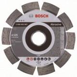 Bosch Expert disc diamantat 125x22.23x1.6x10 mm pentru materiale abrazive