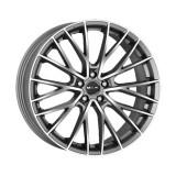 Cumpara ieftin Jante AUDI Q5 9J x 21 Inch 5X112 et25 - Mak Speciale Graphite Mirror Face - pret / buc