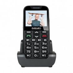 Resigilat: Telefon Mobil pentru seniori, Evolveo EasyPhone XD, EP600, Negru