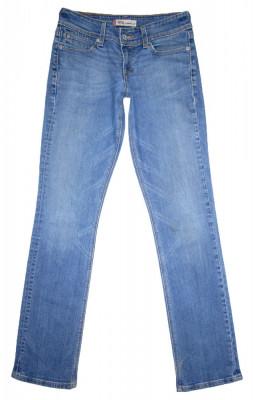 Blugi Dama Levis Jeans LEVI'S 470 STRAIGHT FIT - MARIME: 28 x 34 - (Talie 76 CM) foto