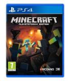 Minecraft PS4, Actiune, 3+