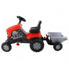 Tractor cu Pedale si Remorca