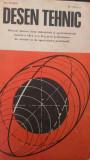 Desen tehnic Manual pt.licee industriare cla.IX-X Gh.Husein, M.Tudose 1977