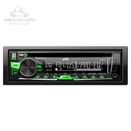 (JVC0054) RADIO CD PLAYER 4X50W KD-R469 JVC