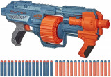 Blaster Nerf 2.0 Elite Shockwave RD-15, Hasbro