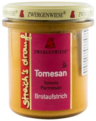 Crema tartinabila BIO vegetala Tomesan, 160 g ZWERGENWIESE foto