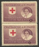 Cumpara ieftin VARIETATE IN PERECHE--ROMANIA --1946 MNH