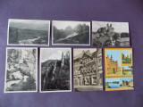 AUSTRIA , GERMANIA ,ITALIA , LIECHTENSTEIN , SLOVACIA ,  23 CARTI POSTALE, Circulata, Fotografie