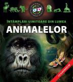 Cumpara ieftin Întâmplări uimitoare din lumea animalelor (carte 3D)