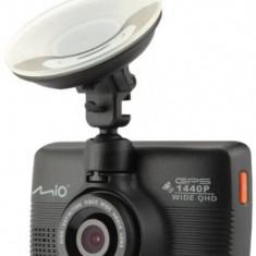 Camera Auto Mio MiVue 751, Quad HD (2560 x 1440), LCD 2.7inch (Negru)