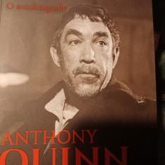 PĂCATUL ORIGINAR - O AUTOBIOGRAFIE - ANTHONY QUINN, NEMIRA  2018,458 PAG