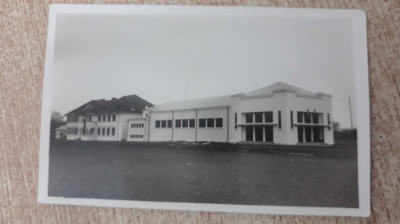 Scoala- Campina 1938 foto