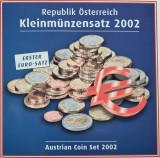 Austria  set euro 2002