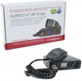 Kit Statie radio CB Albrecht AE 6199 ASQ + Antena CB PNI Extra 40 cu magnet