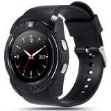 Ceas smart Bluetooth, LCD 1.22 inch, Android, 0.3MP, functie telefon, SoVogue