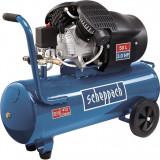 Cumpara ieftin Compresor cu doi cilindri HC53DC Scheppach SCH5906102901, 2200 W, 50L, 10 bari