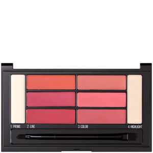 Paleta pentru buze Maybelline New York Color Drama lip contour palette 02 Blushed Bombshell