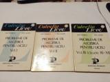 PROBLEME DE ALGEBRA PENTRU LICEU ION  PETRICA-3 VOLUME-RF17/3