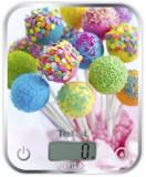 Cantar de bucatarie Tefal Optiss Delicious Cake Pops BC5121V0, 5 Kg, Functie Tara (Multicolor)