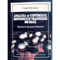 Analiza si controlul sistemului tranzitiei de faza