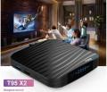 T95X2 Mediaplayer Smart TV Box 2 GB si 16 GB RAM miniPC Android 8.1