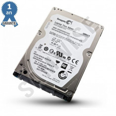 Hard Disk Laptop, notebook 500GB Seagate SSHD SATA3, ST500LM000, Buffer 64MB foto