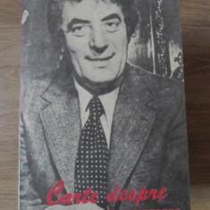 CARTE DESPRE TOMA CARAGIU - V. SILVESTRU