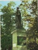 CPIB 16604 CARTE POSTALA - SUCEAVA. STATUIA LUI STEFAN CEL MARE, Necirculata, Fotografie